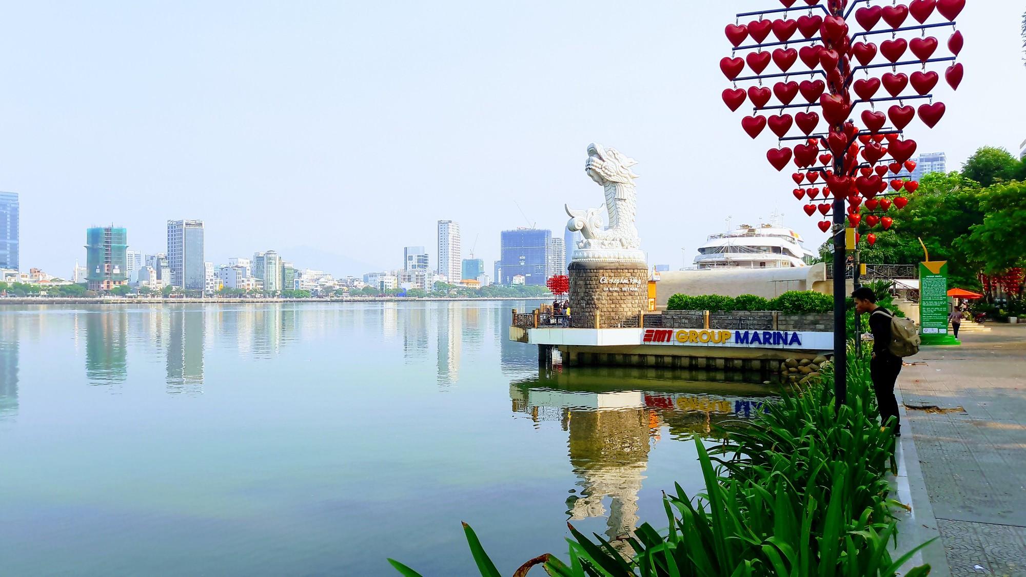 Vụ tạm dừng dự án Marina Complex ở Đà Nẵng: Cận cảnh những công trình, dự án dọc hai bờ sông Hàn hiện nay - Ảnh 8.