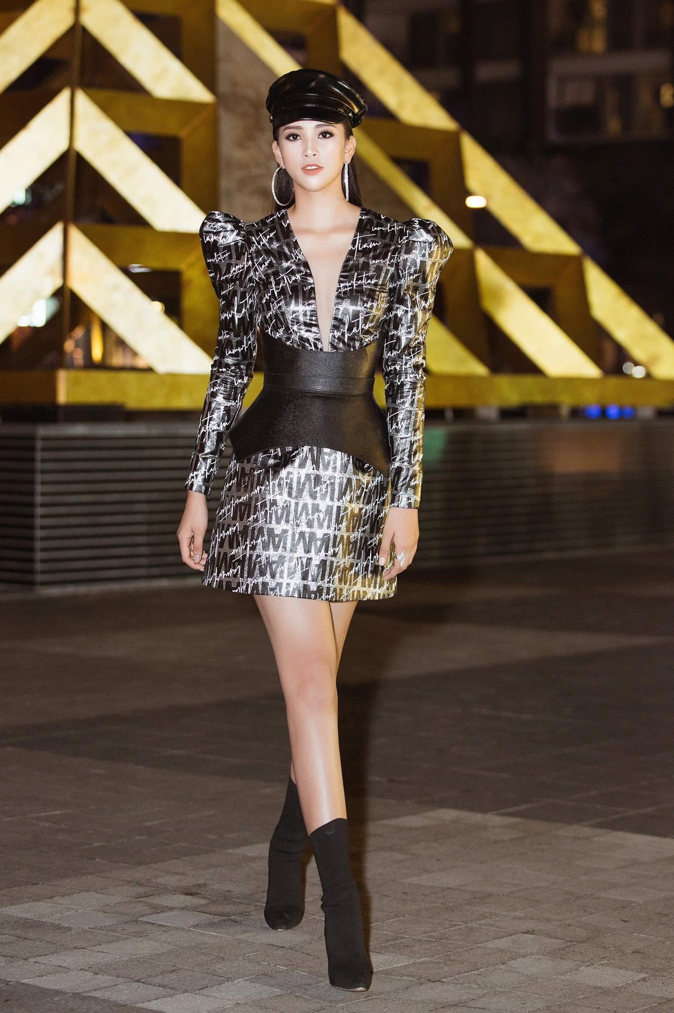 Phong cách thời trang của Tiểu Vy sau 1 năm đăng quang - Ảnh 8.