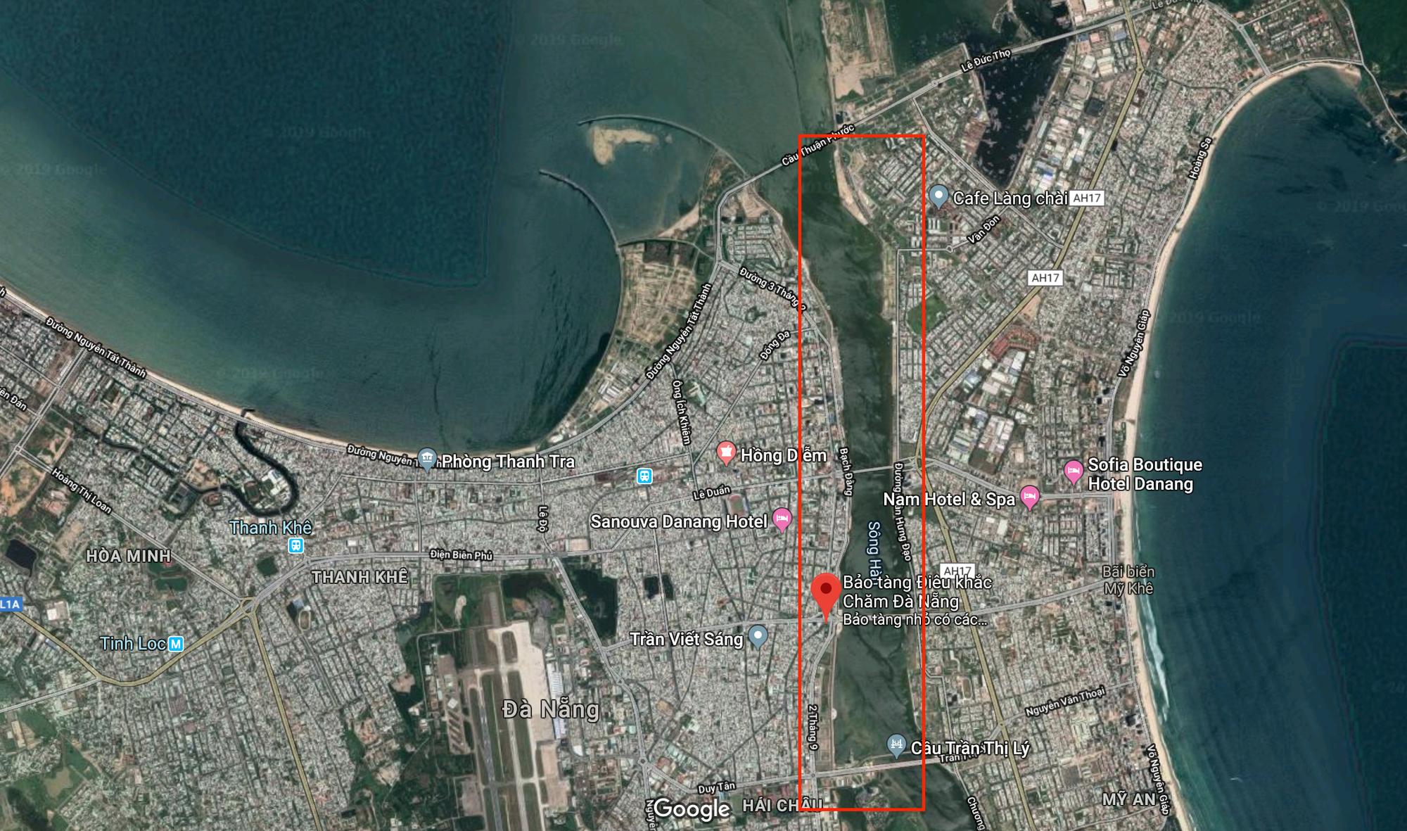 Vụ tạm dừng dự án Marina Complex ở Đà Nẵng: Cận cảnh những công trình, dự án dọc hai bờ sông Hàn hiện nay - Ảnh 2.