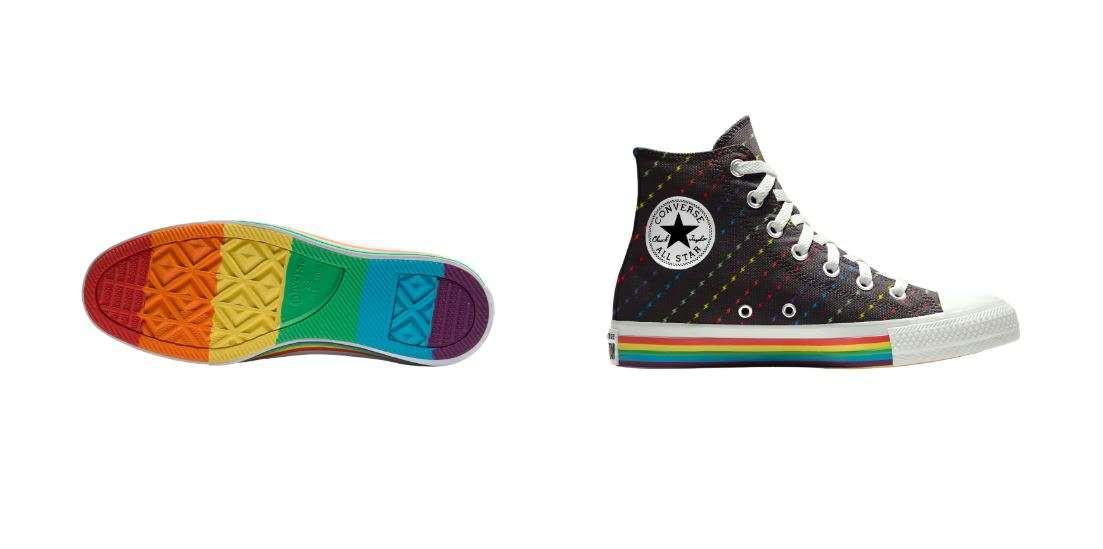Cộng đồng LGBT thế giới hôm nay (20/04): Ariana Grande nhắc lại trấn thương cảm xúc sau vụ đánh bom 2 năm trước, Converse ra mắt bộ sưu tập giày cho người LGBT - Ảnh 3.