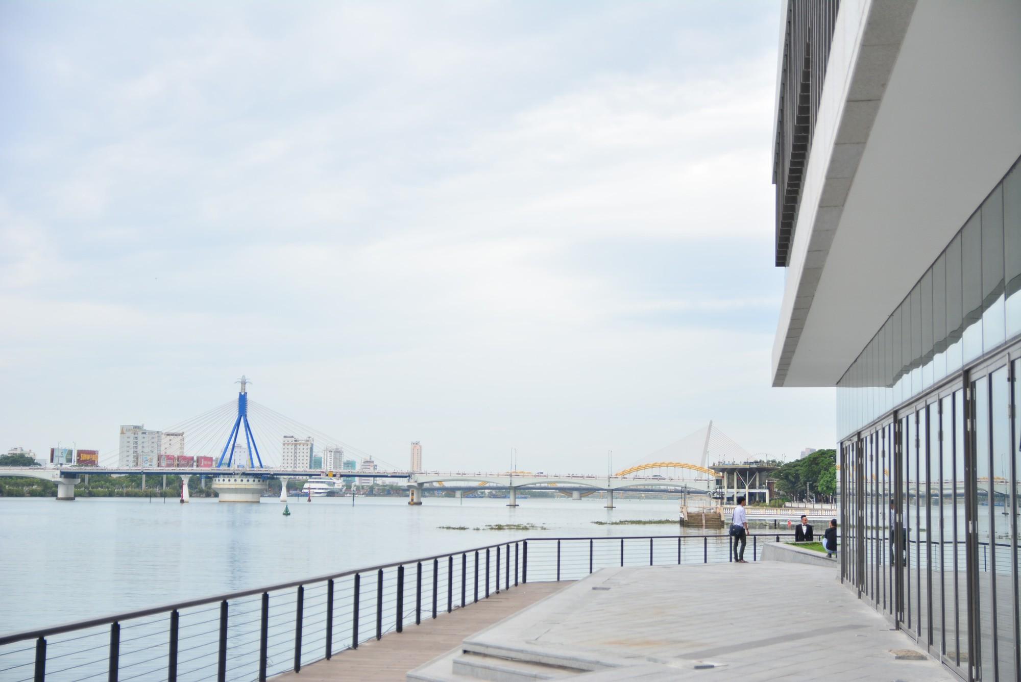 Vụ tạm dừng dự án Marina Complex ở Đà Nẵng: Cận cảnh những công trình, dự án dọc hai bờ sông Hàn hiện nay - Ảnh 17.