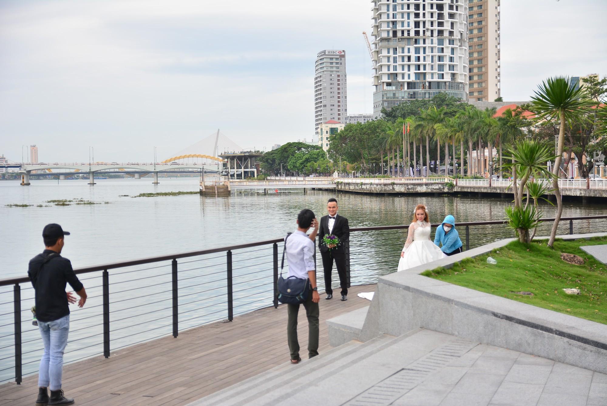 Vụ tạm dừng dự án Marina Complex ở Đà Nẵng: Cận cảnh những công trình, dự án dọc hai bờ sông Hàn hiện nay - Ảnh 16.
