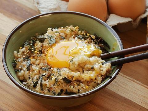Loạt món ăn chứng tỏ độ cuồng trứng sống của người Nhật Bản - Ảnh 1.