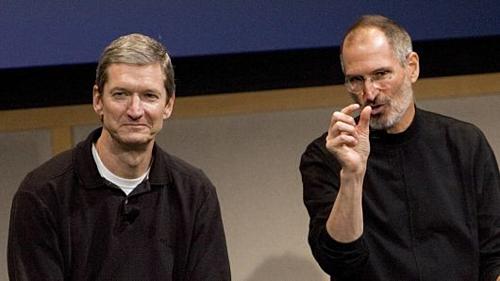 Steve Jobs đã thuyết phục Tim Cook về Apple như thế nào - Ảnh 1.