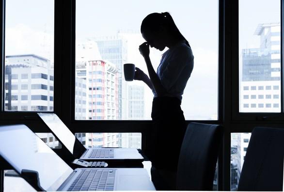 Đi làm mà tương lai công việc mờ mịt khiến chúng ta stress - Ảnh 2.