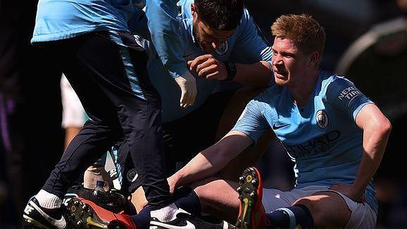 Man City nhận tin dữ về De Bruyne - Ảnh 1.
