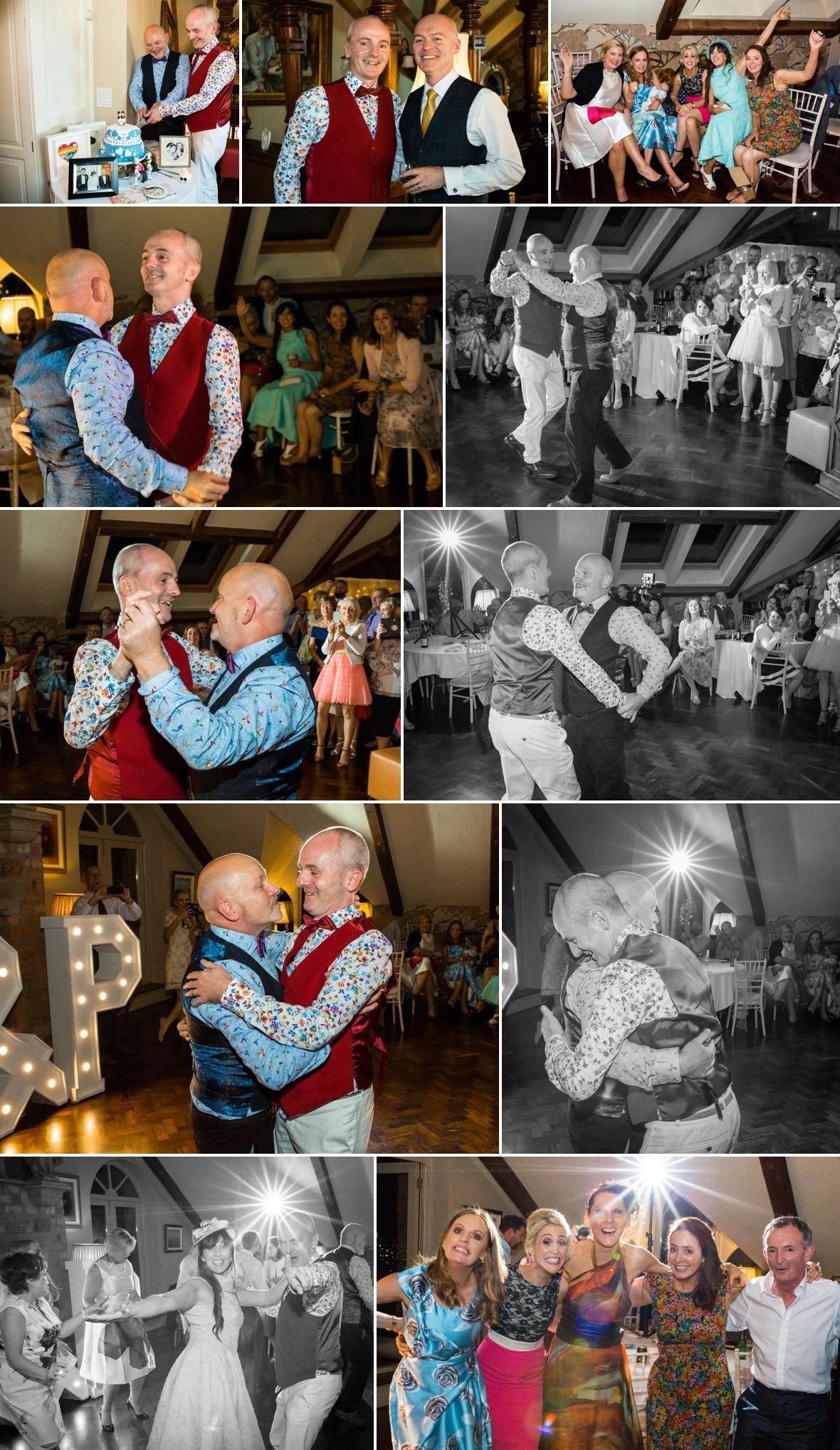 Đám cưới hạnh phúc của cặp đôi đồng tính: Tình yêu chưa bao giờ là muộn khi tìm được người đàn ông của đời mình - Ảnh 12.