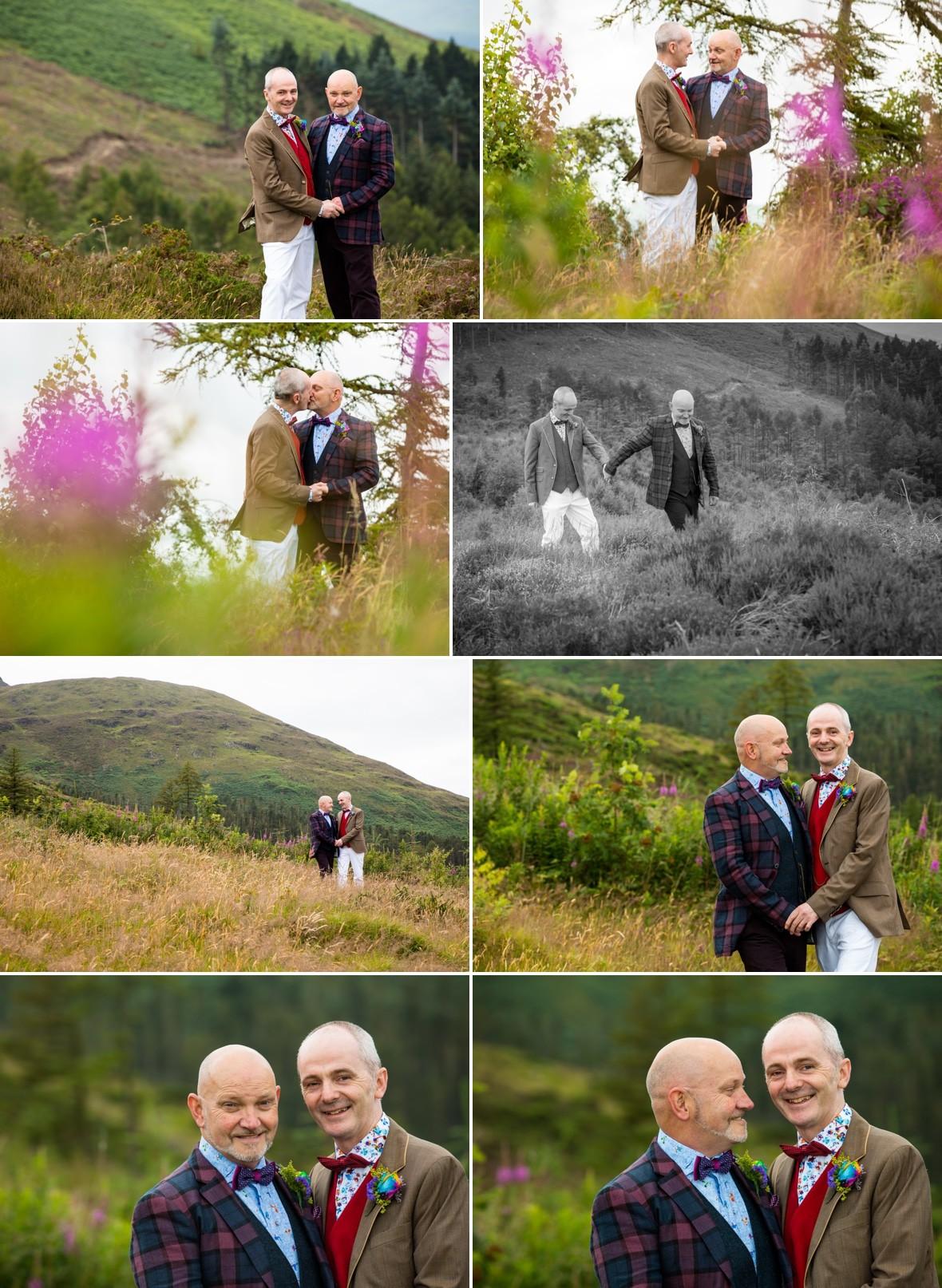 Đám cưới hạnh phúc của cặp đôi đồng tính: Tình yêu chưa bao giờ là muộn khi tìm được người đàn ông của đời mình - Ảnh 8.