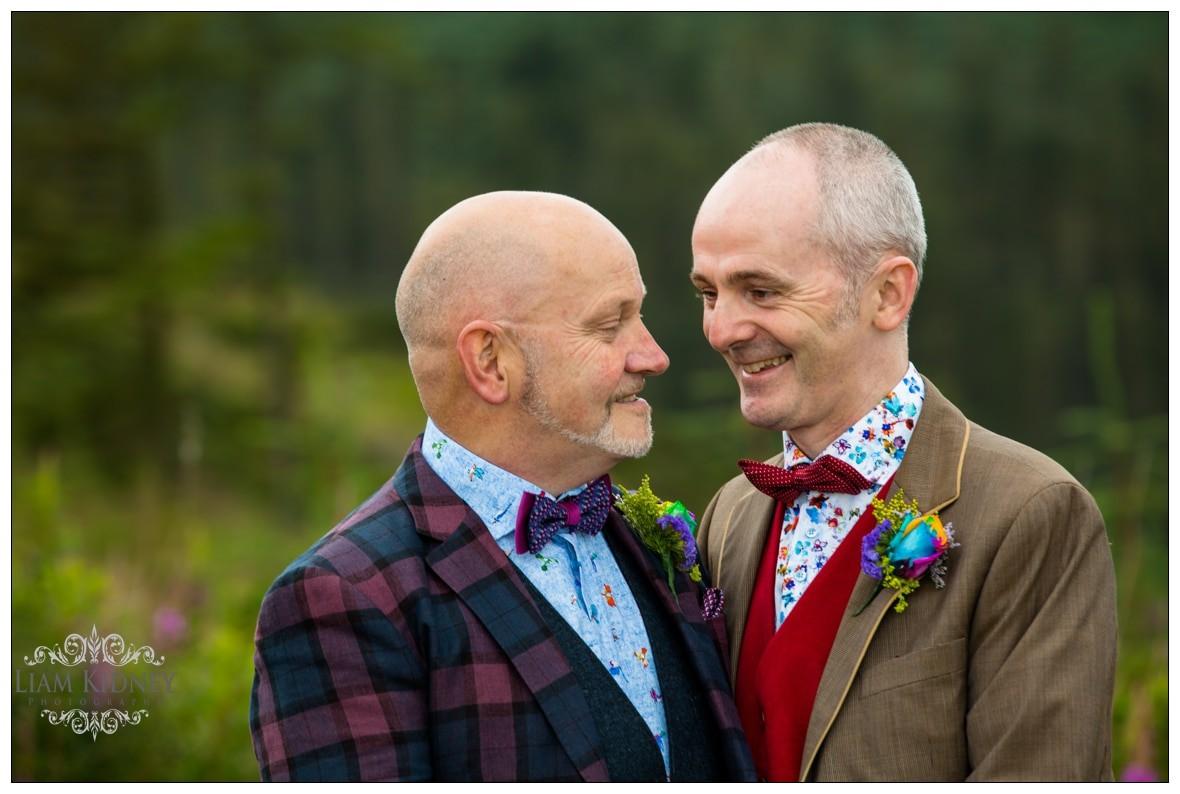 Đám cưới hạnh phúc của cặp đôi đồng tính: Tình yêu chưa bao giờ là muộn khi tìm được người đàn ông của đời mình - Ảnh 5.