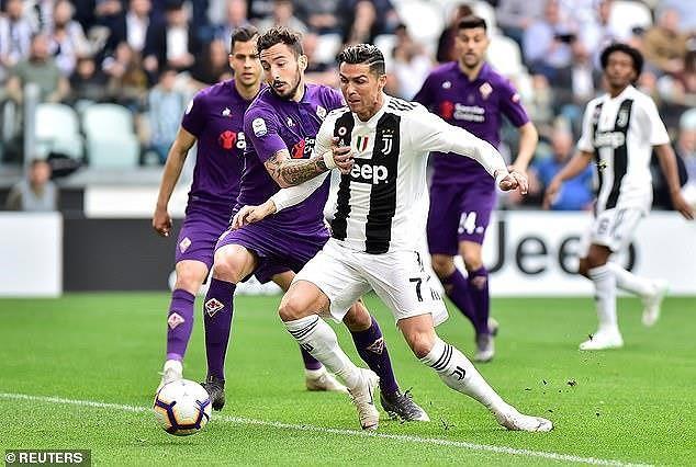 Juventus vô địch Serie A lần thứ 8 liên tiếp - Ảnh 1.