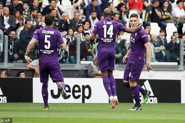 Juventus vô địch Serie A lần thứ 8 liên tiếp - Ảnh 2.