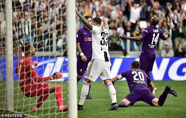 Juventus vô địch Serie A lần thứ 8 liên tiếp - Ảnh 4.