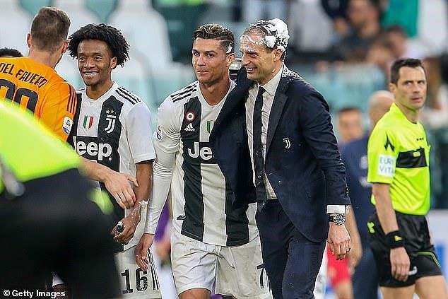 Juventus vô địch Serie A lần thứ 8 liên tiếp - Ảnh 6.