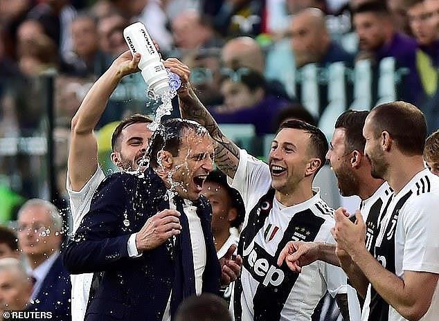 Juventus vô địch Serie A lần thứ 8 liên tiếp - Ảnh 7.
