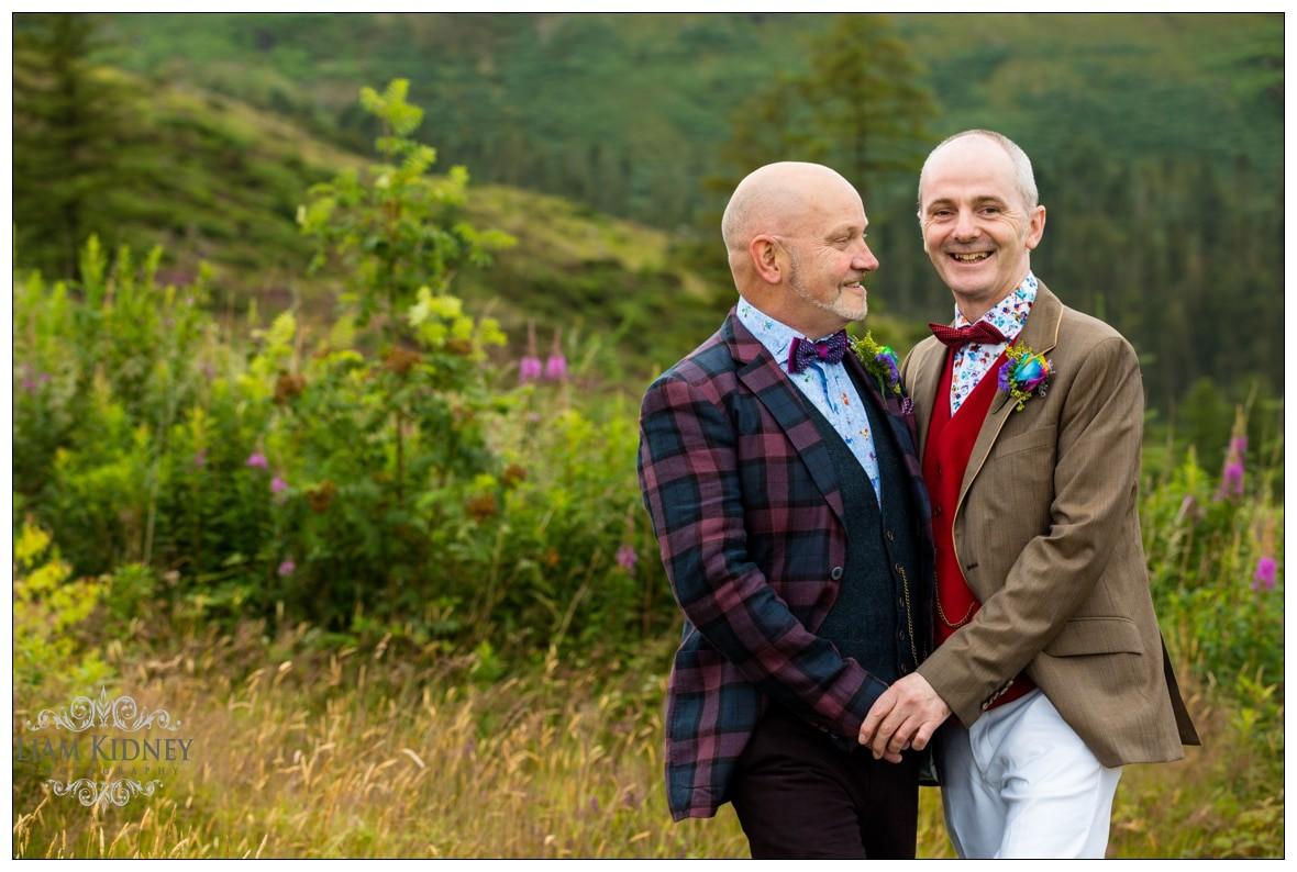 Đám cưới hạnh phúc của cặp đôi đồng tính: Tình yêu chưa bao giờ là muộn khi tìm được người đàn ông của đời mình - Ảnh 1.