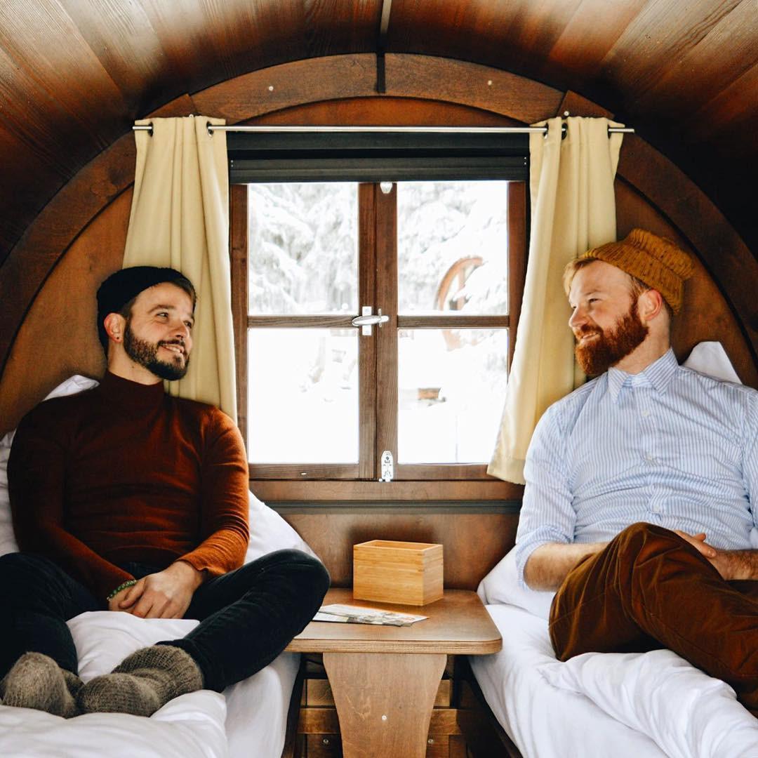 Gặp gỡ cặp đồng tính mê du lịch, mở blog chia sẻ trải nghiệm từng đi qua hơn 50 nước trên thế giới - Ảnh 20.