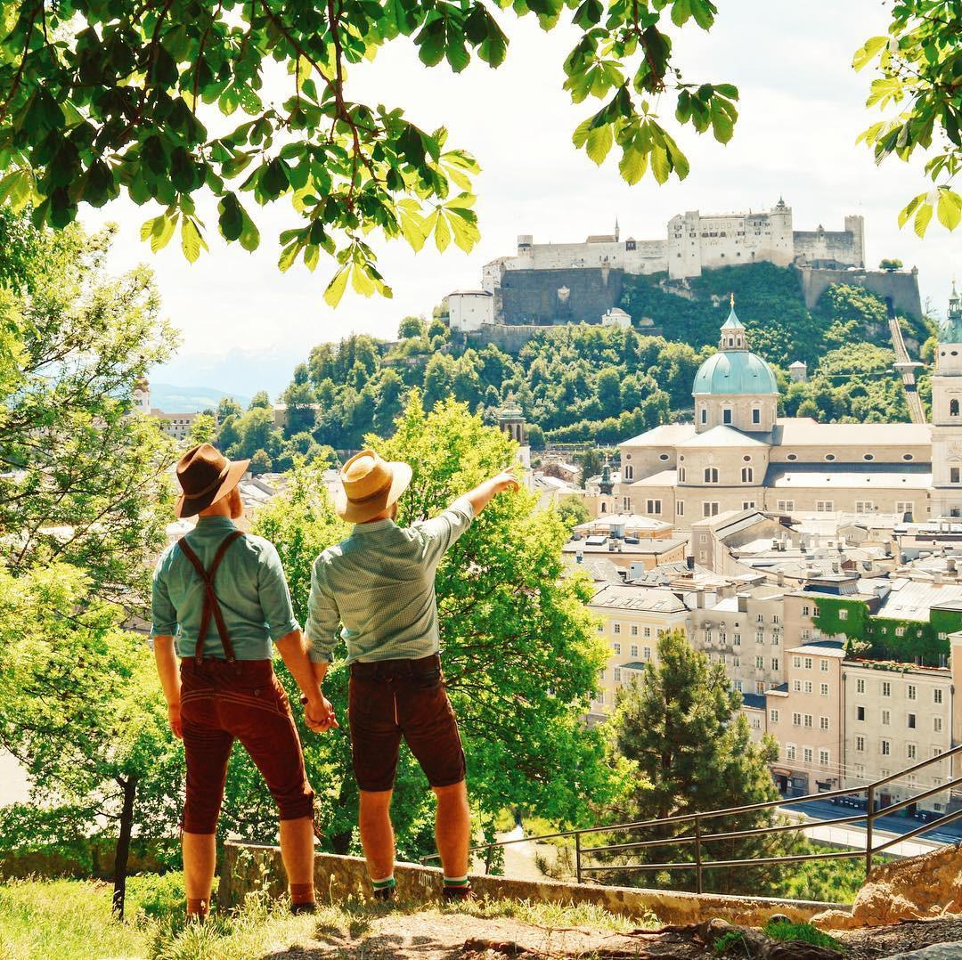 Gặp gỡ cặp đồng tính mê du lịch, mở blog chia sẻ trải nghiệm từng đi qua hơn 50 nước trên thế giới - Ảnh 11.
