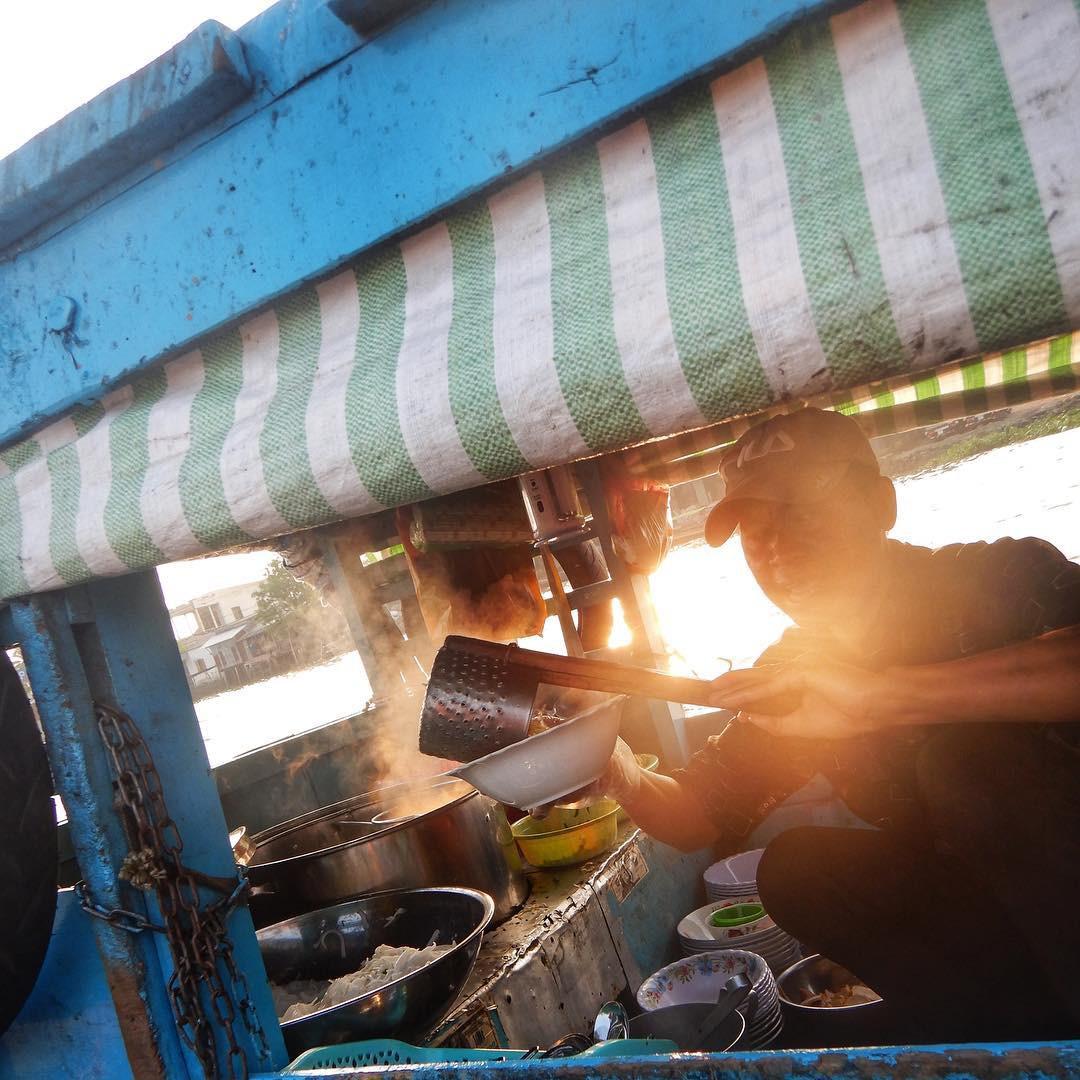 Nghỉ lễ 30/4: Hướng dẫn khám phá chợ nổi Cái Răng, Cần Thơ vào sáng sớm - Ảnh 5.