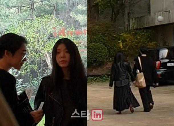 Sao Hàn: Thêm một cặp đôi chị em chính thức xác nhận hẹn hò - Ảnh 2.