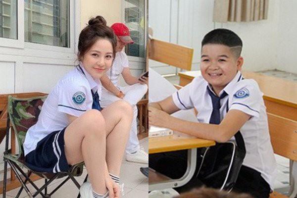 Hoàng Thùy Linh thay thế hot girl Trâm Anh làm nữ chính sitcom Siêu quậy - Ảnh 1.