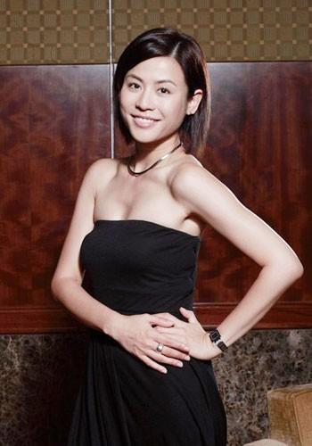 Ngắm loạt ảnh thời thơ bé siêu dễ thương của dàn sao đình đám TVB - Ảnh 14.