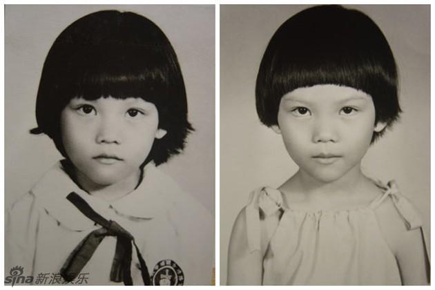 Ngắm loạt ảnh thời thơ bé siêu dễ thương của dàn sao đình đám TVB - Ảnh 15.