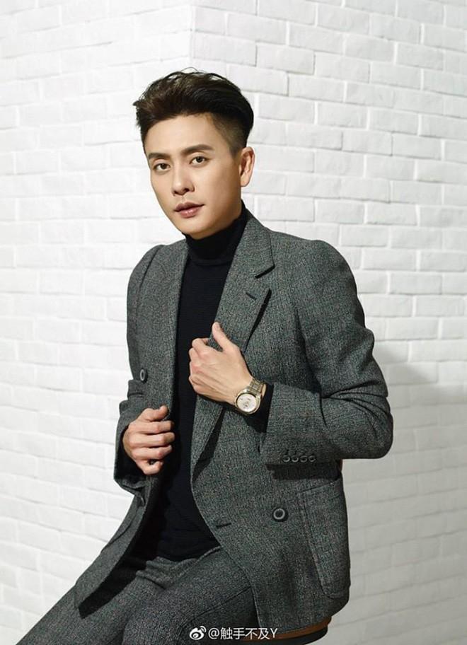 Ngắm loạt ảnh thời thơ bé siêu dễ thương của dàn sao đình đám TVB - Ảnh 4.