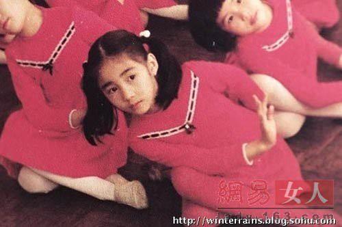 Ngắm loạt ảnh thời thơ bé siêu dễ thương của dàn sao đình đám TVB - Ảnh 7.