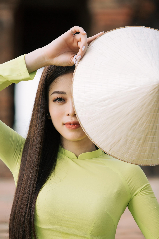 Top 3 Hoa hậu Việt Nam 2018 khám phá nắng gió Ninh Thuận - Ảnh 4.
