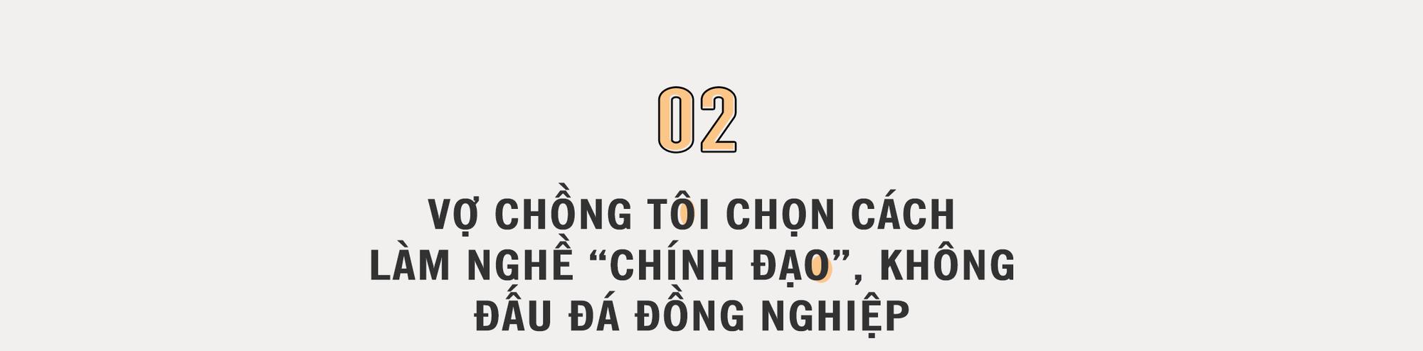 Diễn viên Thu Trang: 'Tiến Luật tự tin giữ được vợ vì giỏi chiều người khó tính như tôi' - Ảnh 3.