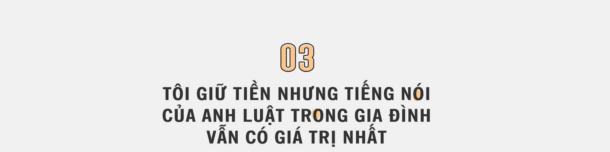 Diễn viên Thu Trang: 'Tiến Luật tự tin giữ được vợ vì giỏi chiều người khó tính như tôi' - Ảnh 6.