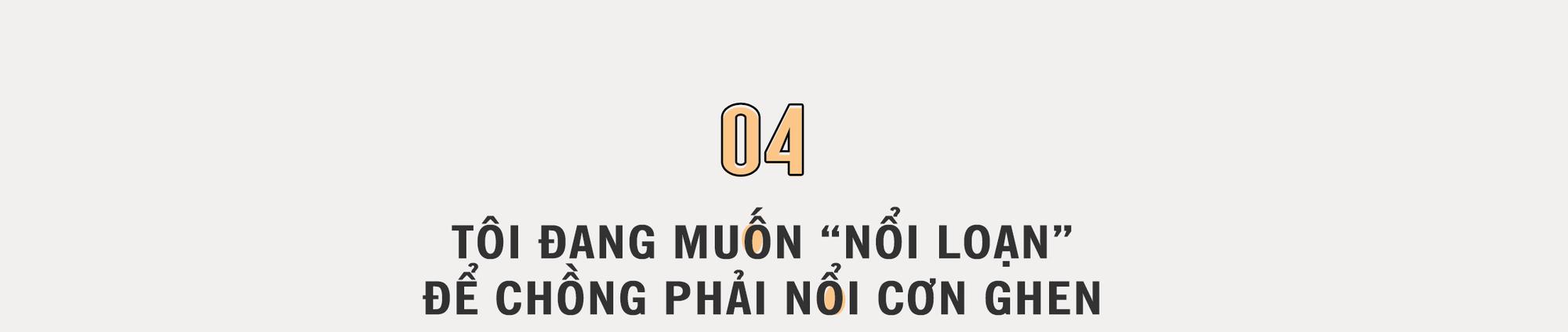 Diễn viên Thu Trang: 'Tiến Luật tự tin giữ được vợ vì giỏi chiều người khó tính như tôi' - Ảnh 8.