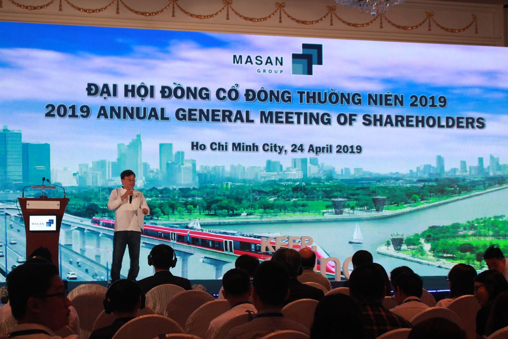 Masan muốn mỗi người Việt chi 100 USD hàng năm mua sản phẩm của mình - Ảnh 1.