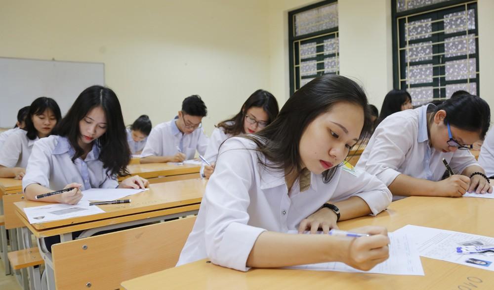 Hà Nội có số học sinh đăng ký thi THPT quốc gia 2019 cao nhất cả nước - Ảnh 1.