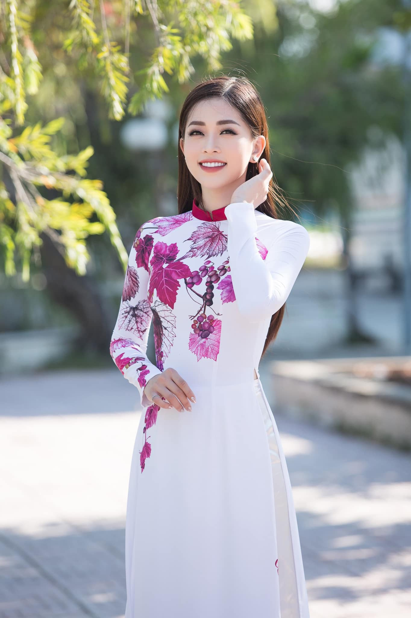 Top 3 Hoa hậu Việt Nam 2018 thay đổi ra sao sau 1 năm đăng quang?  - Ảnh 16.