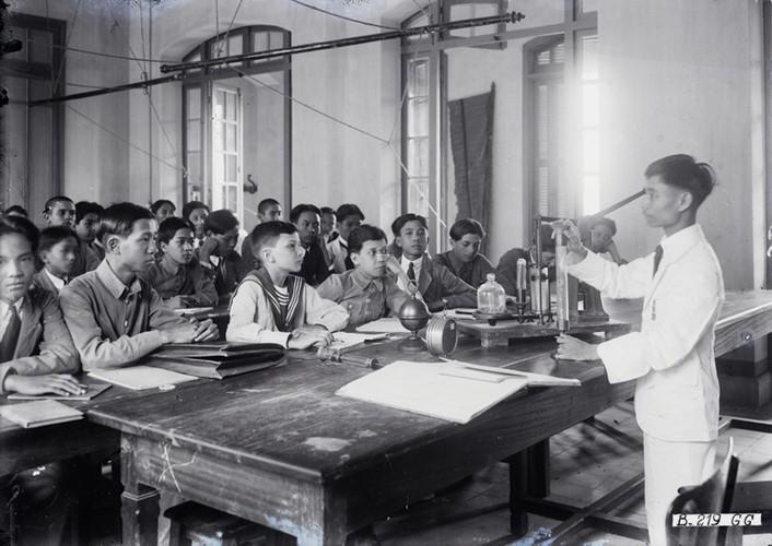 Ảnh độc trường Trung học nổi tiếng nhất Đông Dương ở Hà Nội - Ảnh 17.