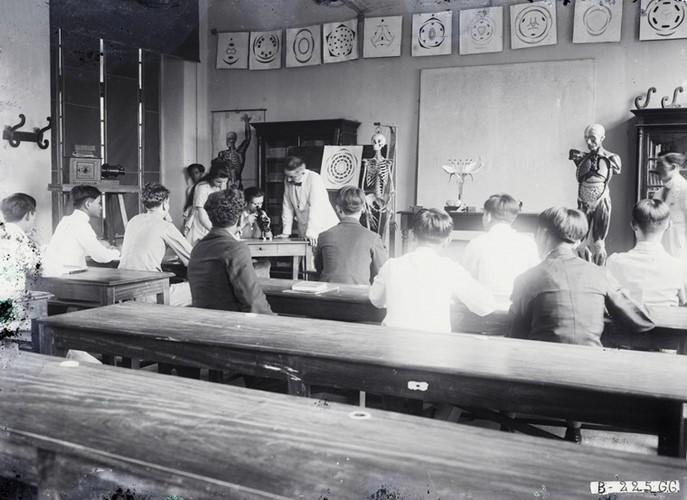 Ảnh độc trường Trung học nổi tiếng nhất Đông Dương ở Hà Nội - Ảnh 19.