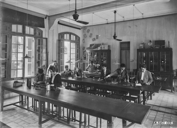 Ảnh độc trường Trung học nổi tiếng nhất Đông Dương ở Hà Nội - Ảnh 22.