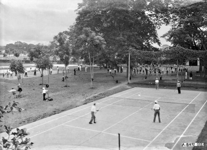 Ảnh độc trường Trung học nổi tiếng nhất Đông Dương ở Hà Nội - Ảnh 26.