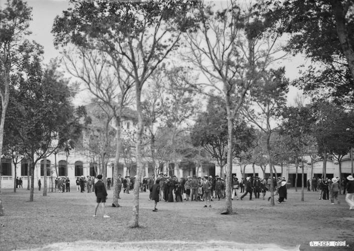 Ảnh độc trường Trung học nổi tiếng nhất Đông Dương ở Hà Nội - Ảnh 28.