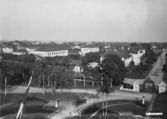 Ảnh độc trường Trung học nổi tiếng nhất Đông Dương ở Hà Nội - Ảnh 3.