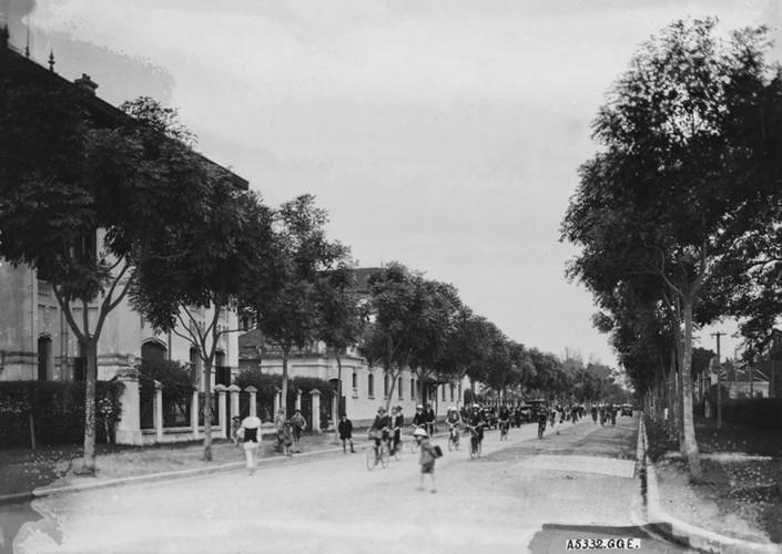 Ảnh độc trường Trung học nổi tiếng nhất Đông Dương ở Hà Nội - Ảnh 6.