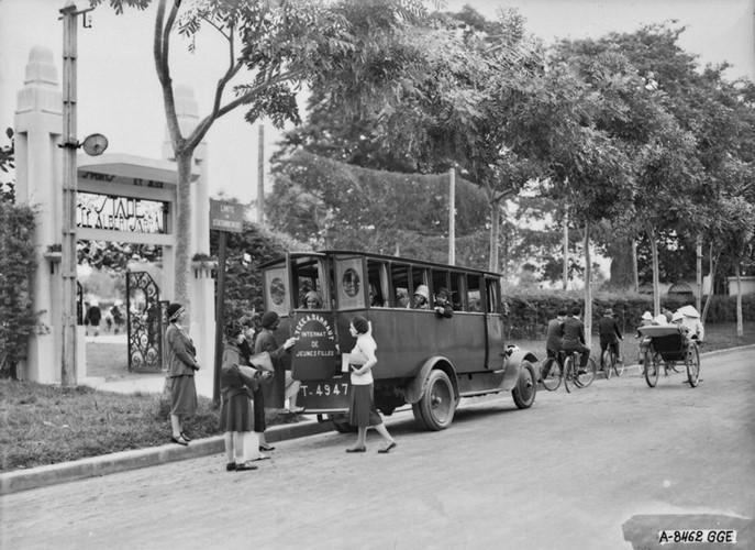 Ảnh độc trường Trung học nổi tiếng nhất Đông Dương ở Hà Nội - Ảnh 9.