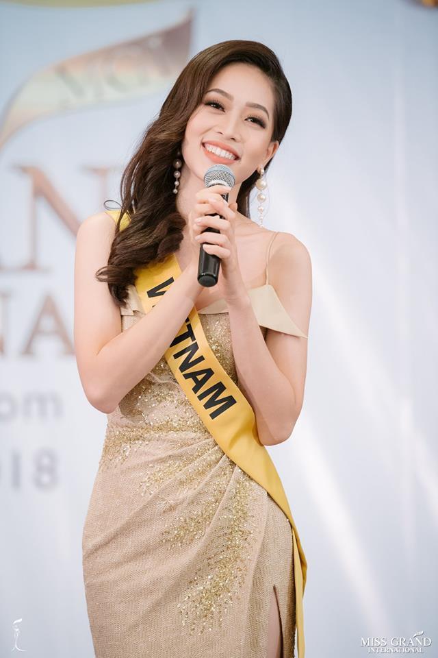 Top 3 Hoa hậu Việt Nam 2018 thay đổi ra sao sau 1 năm đăng quang?  - Ảnh 13.