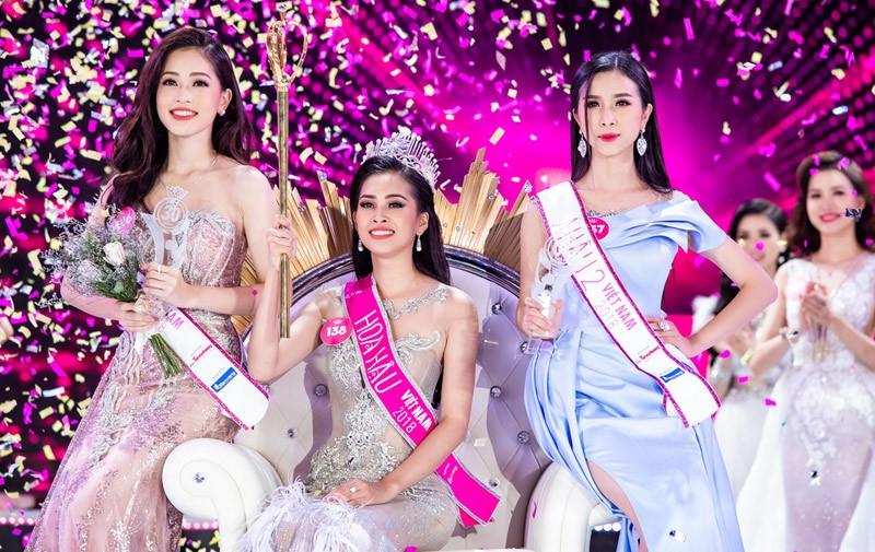 Top 3 Hoa hậu Việt Nam 2018 thay đổi ra sao sau 1 năm đăng quang?  - Ảnh 1.