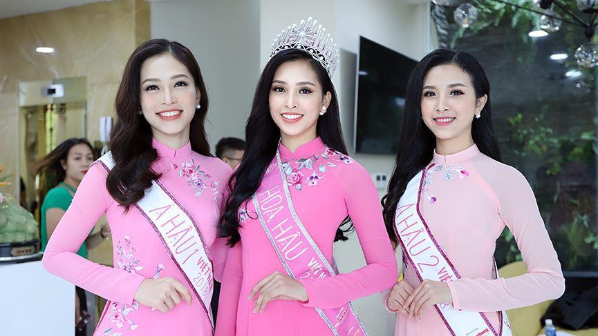 Top 3 Hoa hậu Việt Nam 2018 thay đổi ra sao sau 1 năm đăng quang?  - Ảnh 5.