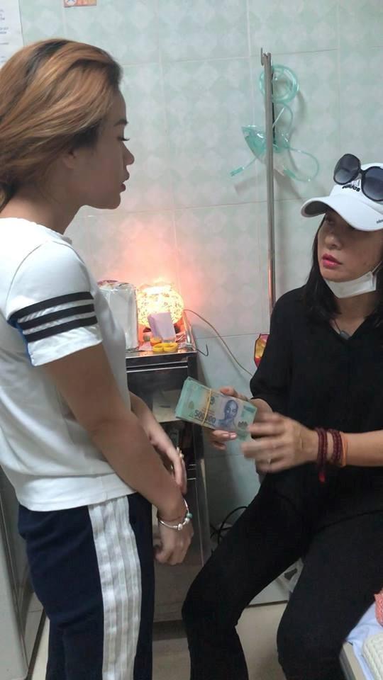 Gia đình nghệ sĩ Lê Bình đính chính thông tin 'ngưng nhận hỗ trợ' - Ảnh 2.