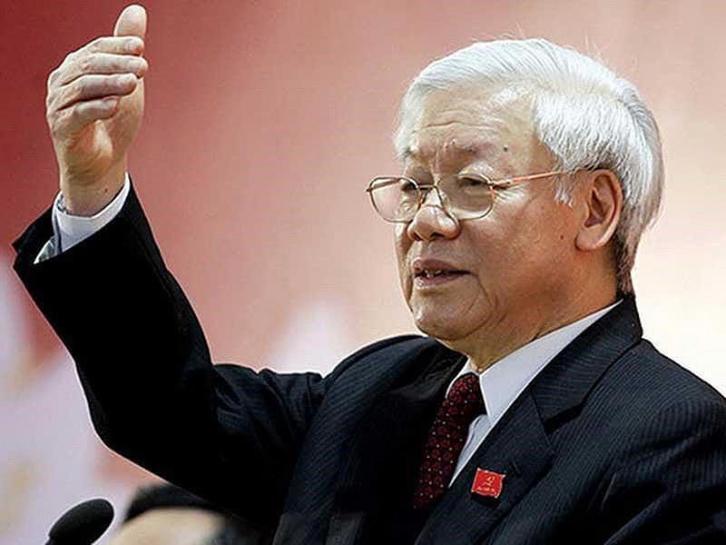 Tổng Bí thư, Chủ tịch nước gửi điện mừng quốc khánh 4 nước - Ảnh 1.
