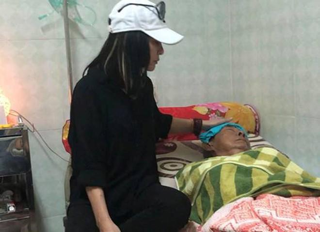 Gia đình nghệ sĩ Lê Bình đính chính thông tin 'ngưng nhận hỗ trợ' - Ảnh 1.
