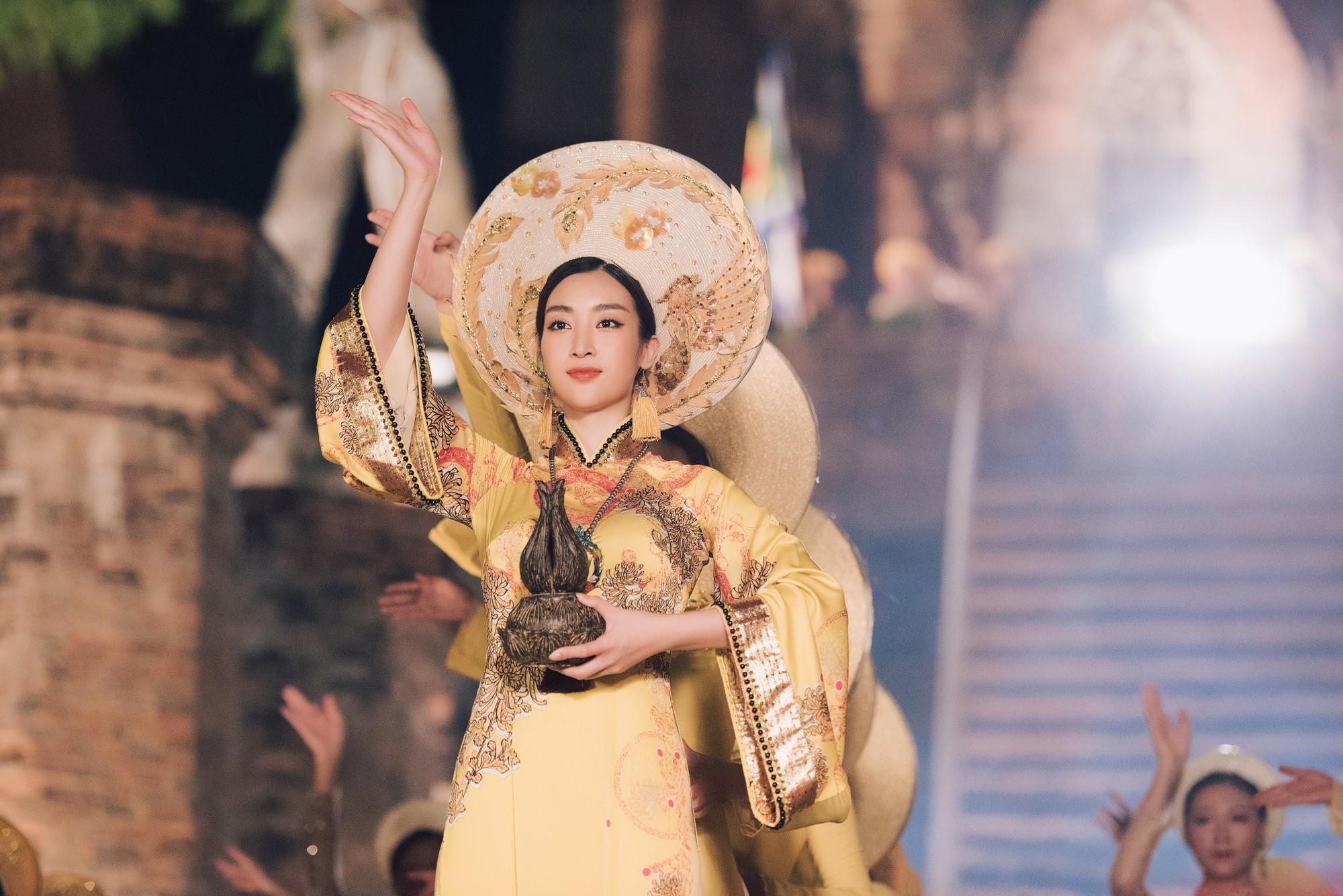 Đỗ Mỹ Linh trở thành đại sứ lễ hội Trầm hương Khánh Hòa - Ảnh 3.